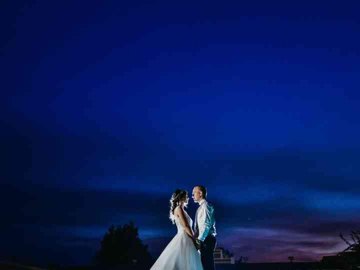 O casamento de Eleonor e Patrice