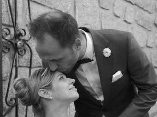 O casamento de Joana e Carlos