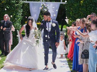 O casamento de Helder e Cláudia