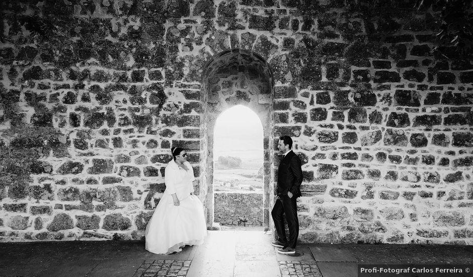 O casamento de Tiago e Carina em Almeirim, Almeirim