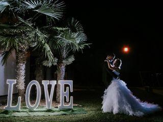 O casamento de Melanie e Gonçalo