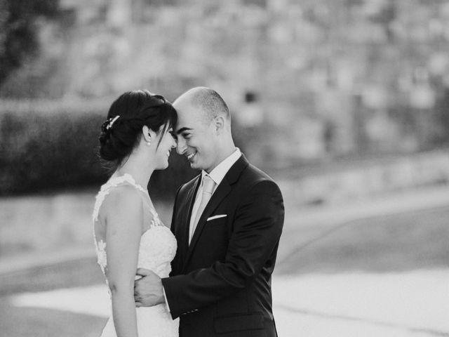 O casamento de Catarina e Marco