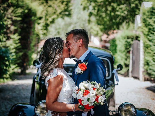 O casamento de Nádia e Carlos