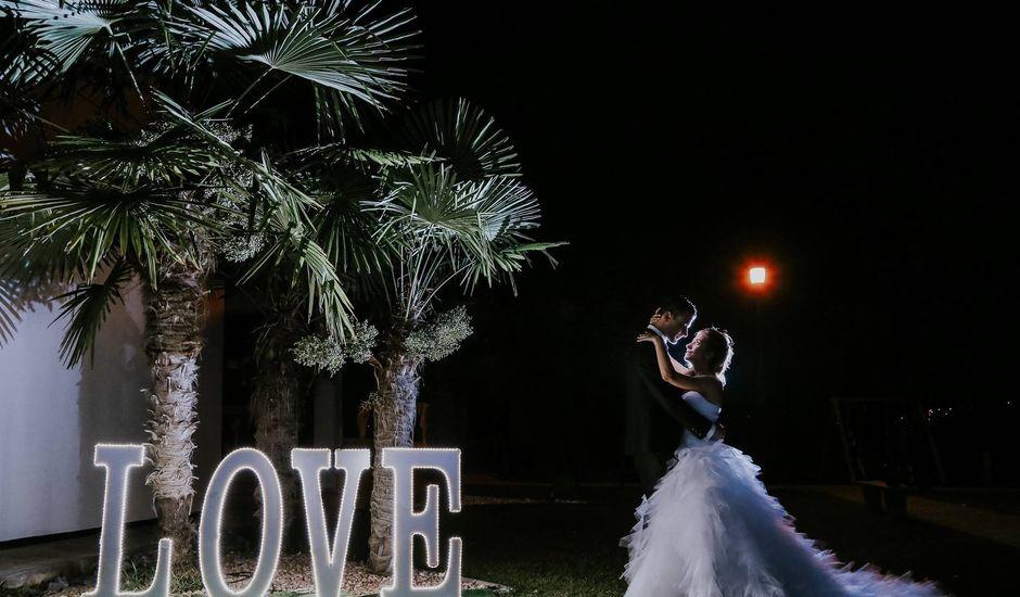 O casamento de Gonçalo e Melanie em Leiria, Leiria (Concelho)