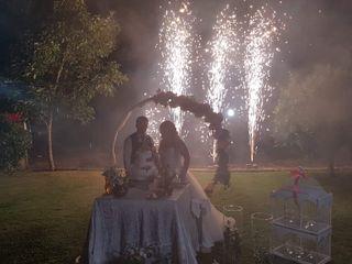 O casamento de Andreia e Leonel  2