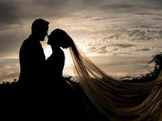 O casamento de Sandra e Tiago
