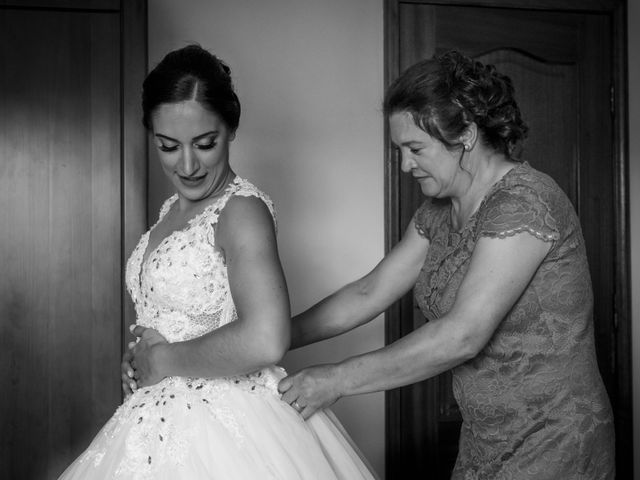 O casamento de Tiago e Sandra em Lixa, Felgueiras 10