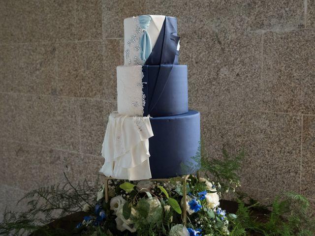 O casamento de Tiago e Sandra em Lixa, Felgueiras 14