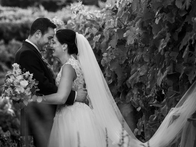 O casamento de Tiago e Sandra em Lixa, Felgueiras 1