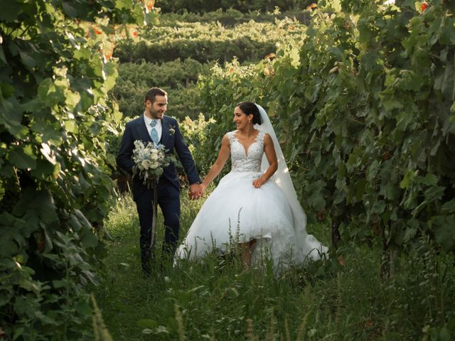 O casamento de Tiago e Sandra em Lixa, Felgueiras 18