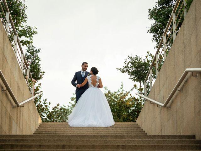 O casamento de Tiago e Sandra em Lixa, Felgueiras 20
