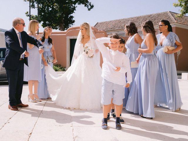O casamento de João e Filipa em Bucelas, Loures 43