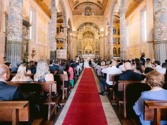 O casamento de João e Filipa em Bucelas, Loures 45