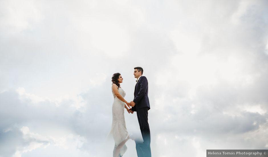 O casamento de Miguel e Alexandra em Setúbal, Setúbal (Concelho)