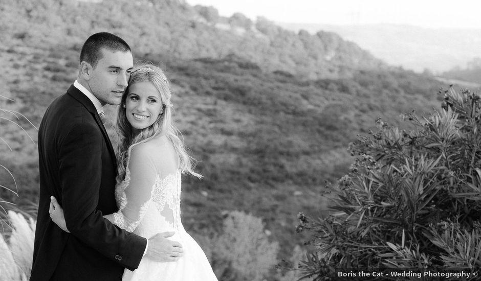 O casamento de João e Filipa em Bucelas, Loures