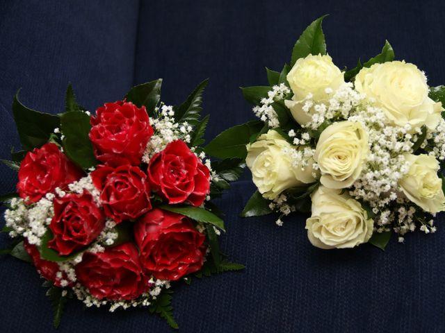 O casamento de Miguel e Isabel em Meixomil, Paços de Ferreira 2