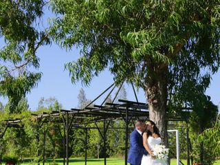 O casamento de Tânia e Samuel