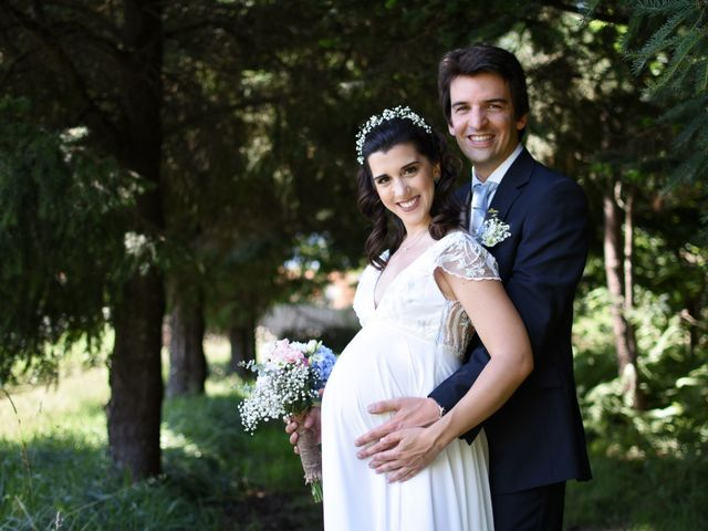 O casamento de Isabel e Rúben