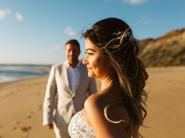 O casamento de Joel e Adriana em Atalaia, Lourinhã 1