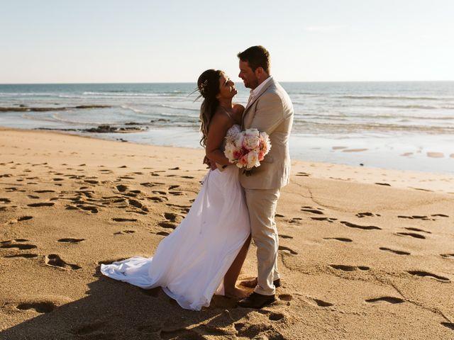 O casamento de Adriana e Joel