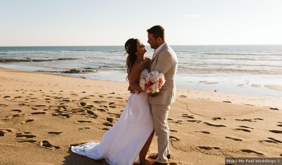 O casamento de Joel e Adriana em Atalaia, Lourinhã