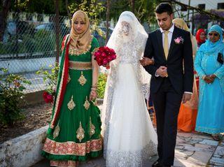 O casamento de Naila e Shanawaz 3