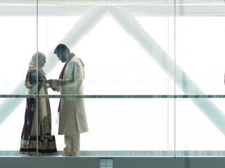 O casamento de Naila e Shanawaz
