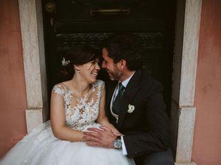 O casamento de Rita e Rui