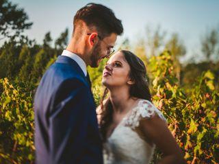 O casamento de Mariana e Daniel