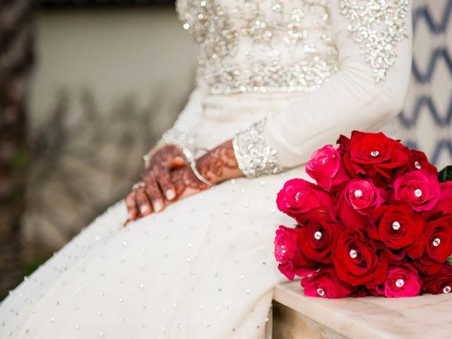 O casamento de Shanawaz e Naila em Fernão Ferro, Seixal 9