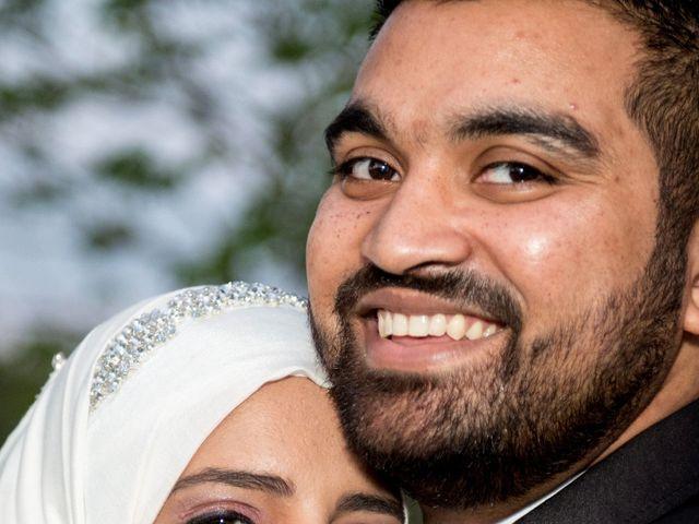 O casamento de Shanawaz e Naila em Fernão Ferro, Seixal 10