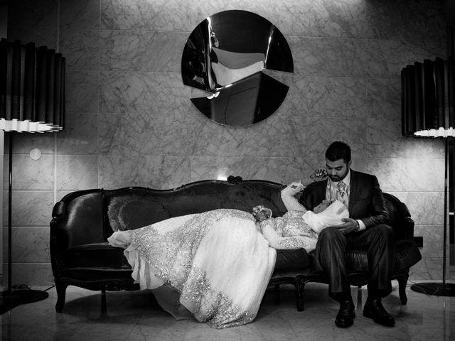 O casamento de Shanawaz e Naila em Fernão Ferro, Seixal 2