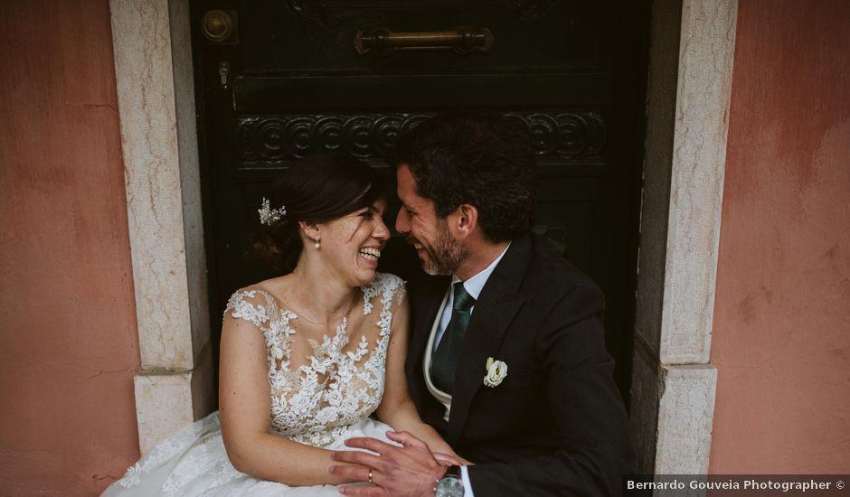 O casamento de Rui e Rita em Loures, Loures