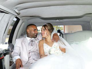 O casamento de Isa e Wilson
