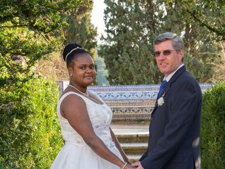 O casamento de Núria e Sérgio 1
