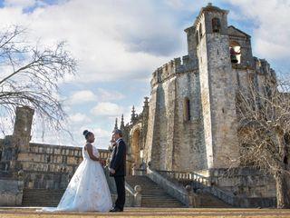 O casamento de Núria e Sérgio