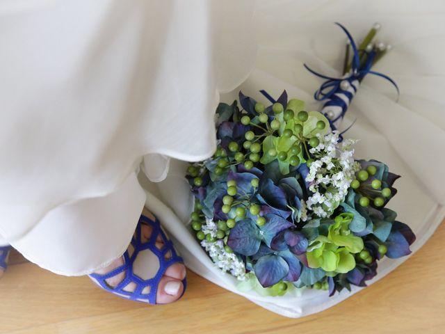 O casamento de Bruno e Simaura em Palhais, Barreiro 3