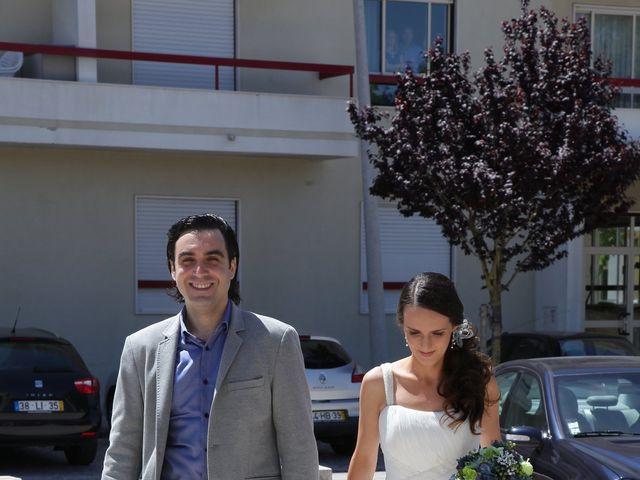 O casamento de Bruno e Simaura em Palhais, Barreiro 8