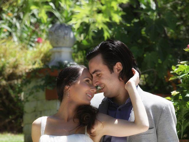 O casamento de Bruno e Simaura em Palhais, Barreiro 17