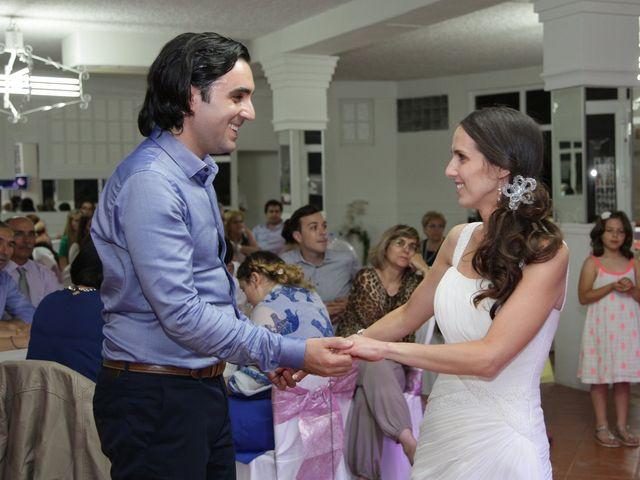 O casamento de Bruno e Simaura em Palhais, Barreiro 26
