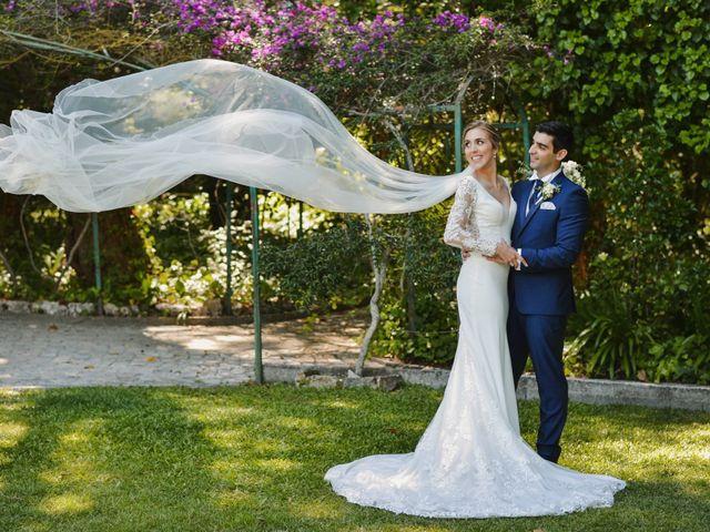 O casamento de Cátia e Miguel