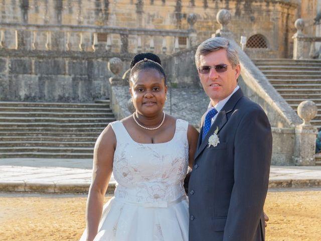 O casamento de Sérgio e Núria em Tomar, Tomar 1