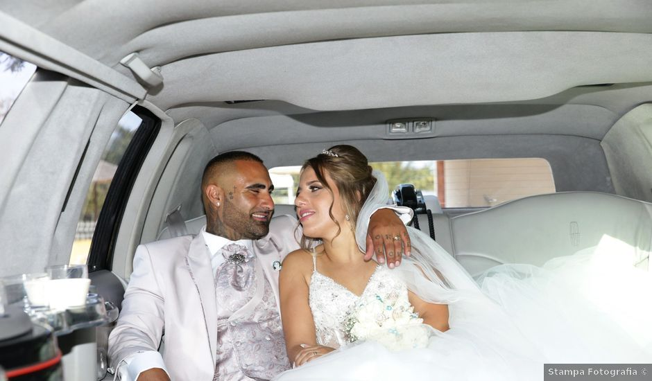 O casamento de Wilson e Isa em Olhão, Olhão