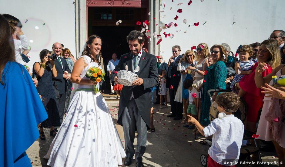 O casamento de Luís e Inês em Cascais, Cascais