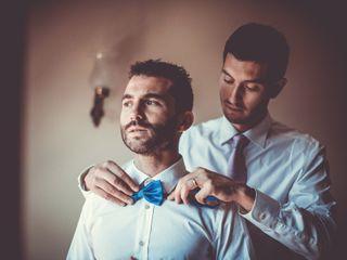 O casamento de Cândida e Julien 2