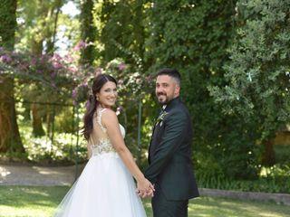 O casamento de Joana e Miguel
