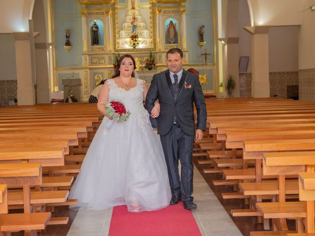 O casamento de José e Cátia em Leiria, Leiria (Concelho) 5