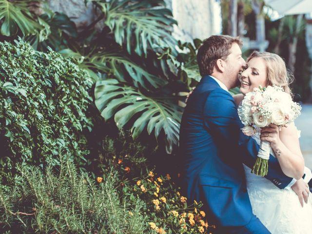 O casamento de Marta e Xavier