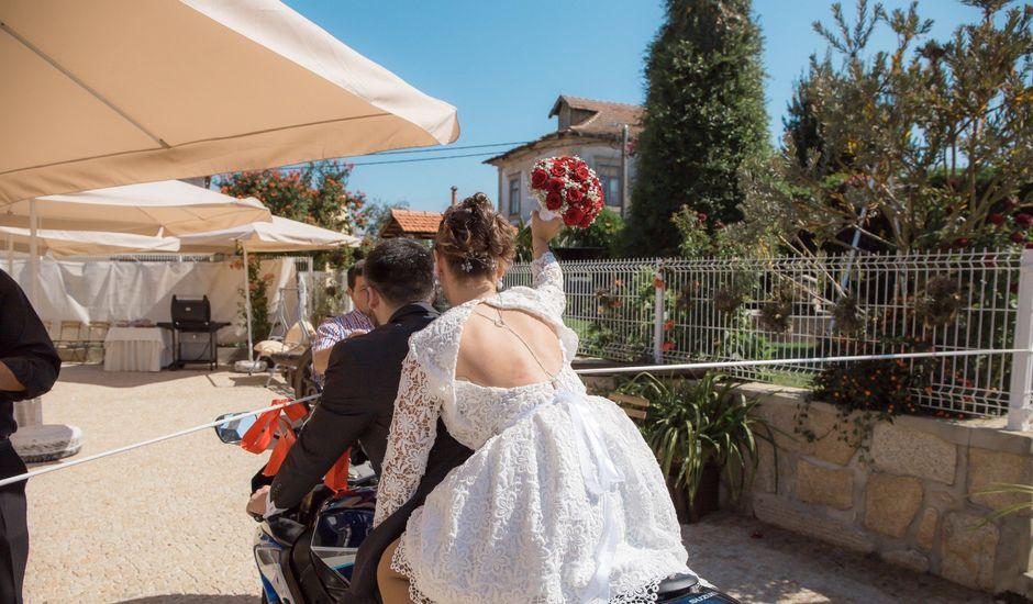 O casamento de Pedro   e Inês  em Modivas, Vila do Conde