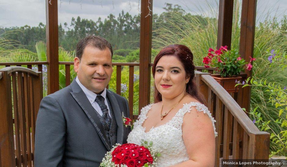 O casamento de José e Cátia em Leiria, Leiria (Concelho)